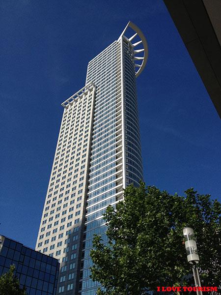 Здания Франкфурта