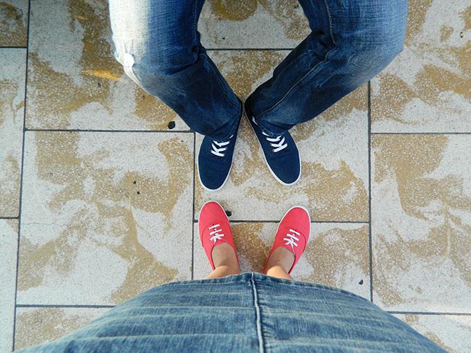 Лучшая обувь для путешествий