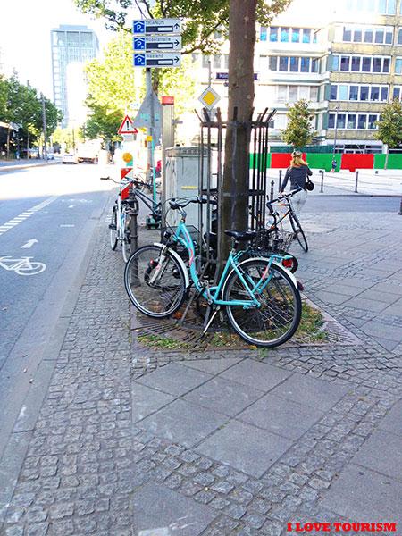Германия - рай для велосипедистов