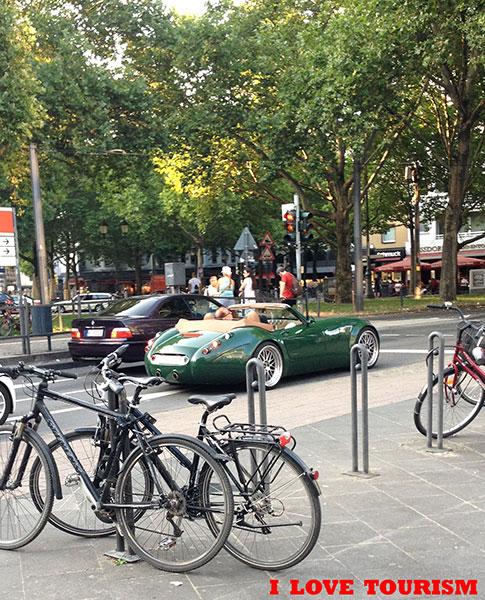 Автомобили немцев
