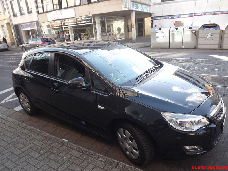Прокат автомобилей в Германии