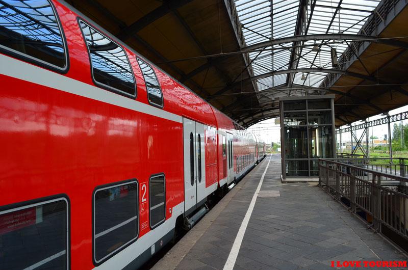 Недорогой отдых в Европе: путешествие на поезде