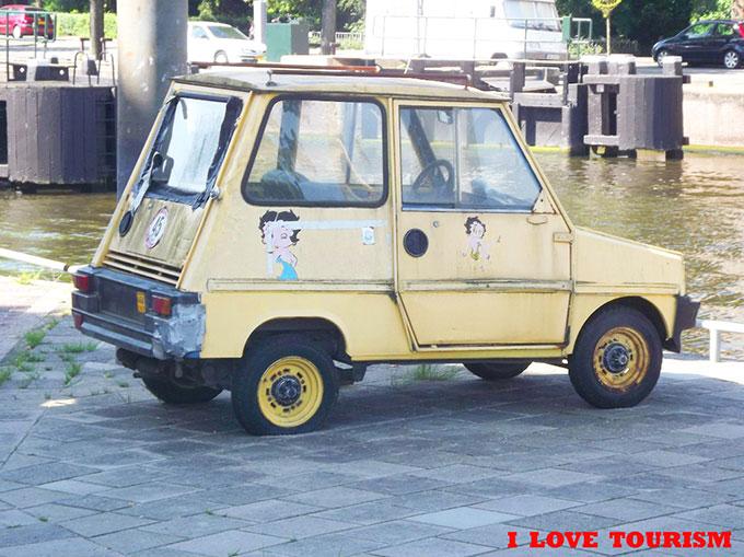 Автомобили Амстердама