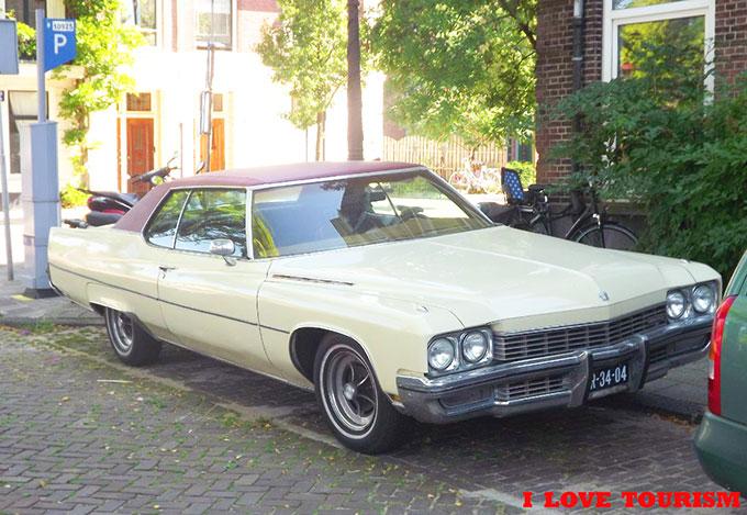 Автомобили в Амстердаме