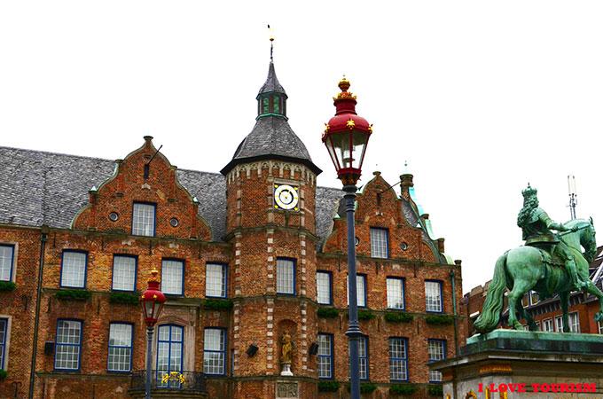 Дюссельдорф: старый город