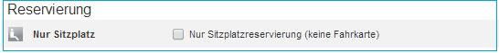 Резервирование мест в немецком поезде