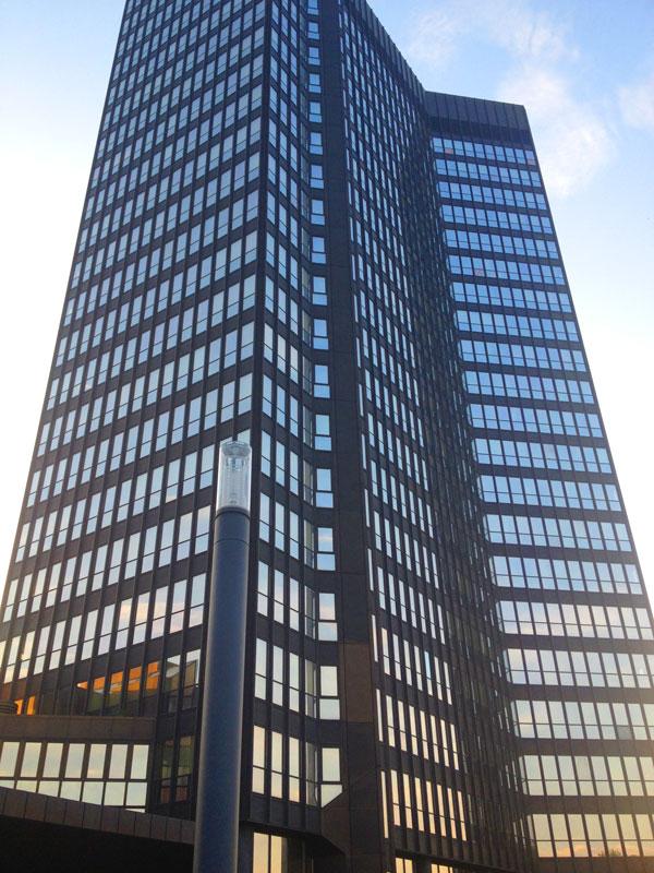 Здание госучреждений