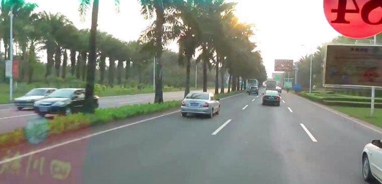 Хайнань отзывы: дороги