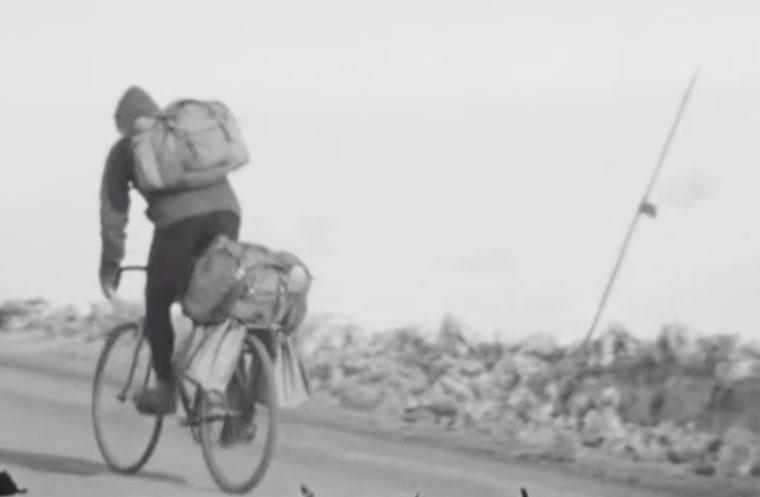 Книги о путешествиях советских велосипедистов