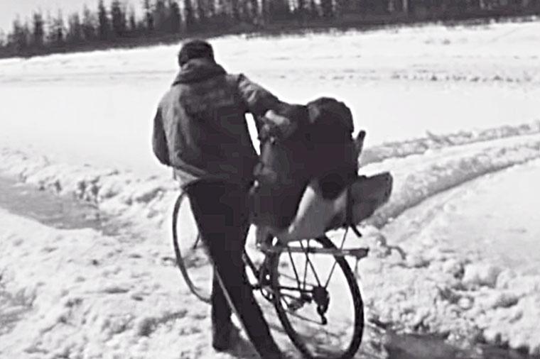 Книги о путешествиях велосипедиста