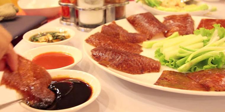 Необычная еда в Китае