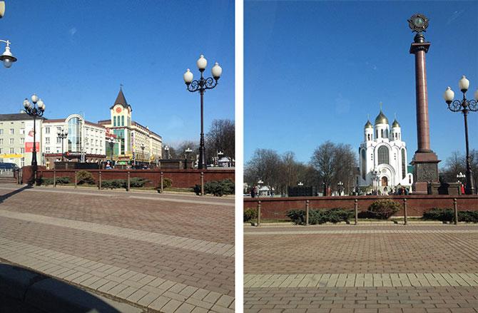 калининград города фото