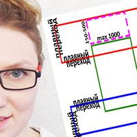 Дизайн блога: готовим задание для иллюстратора