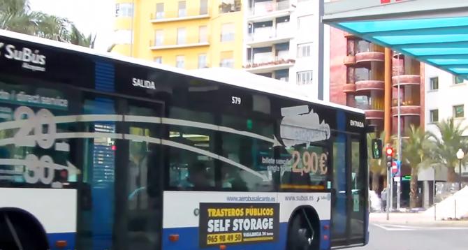 расписание автобусов аэропорт аликанте бенидорм