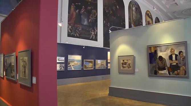 музей картины-ის სურათის შედეგი